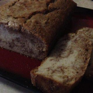 Cinnamon Bread Deluxe