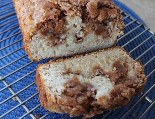 Cinnamon Bread New