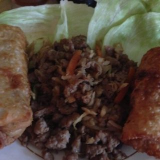 You CAN Make Egg Rolls!