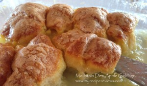 Mountain Dew Apple Cobbler3