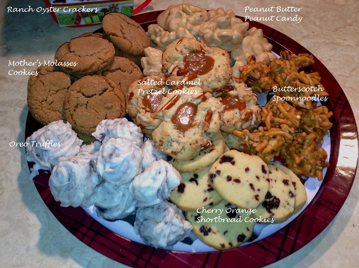 Christmas Plate 2012
