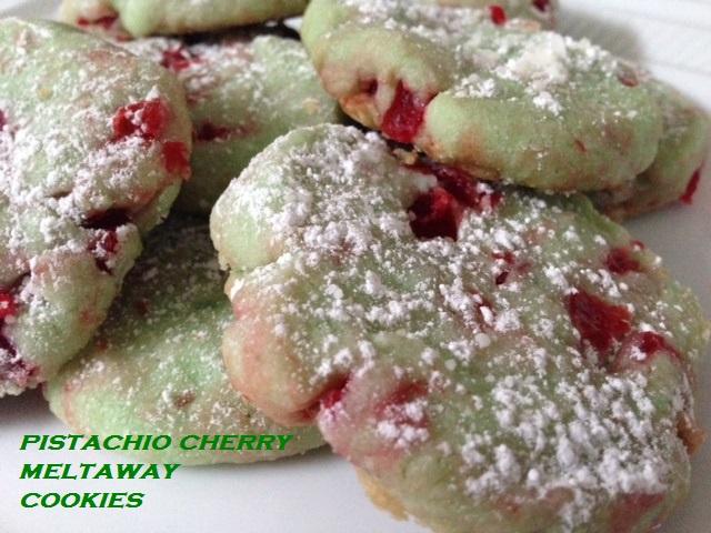Pistachio Cookies1