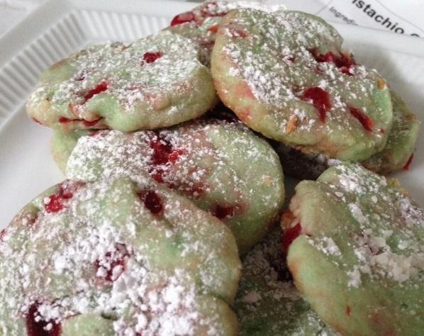 Pistachio Cookies2