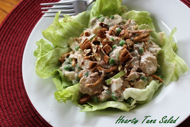 Hearty Tuna Salad 3