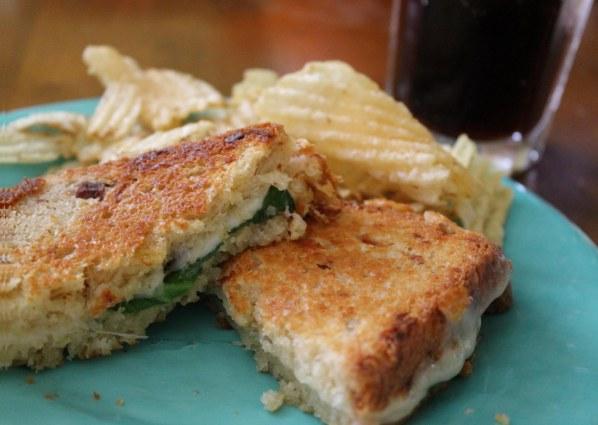 Casatiello Sandwich