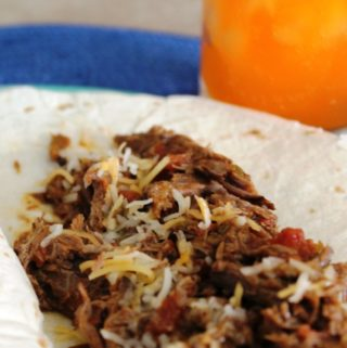 Slow-Cooked Beef Carnitas