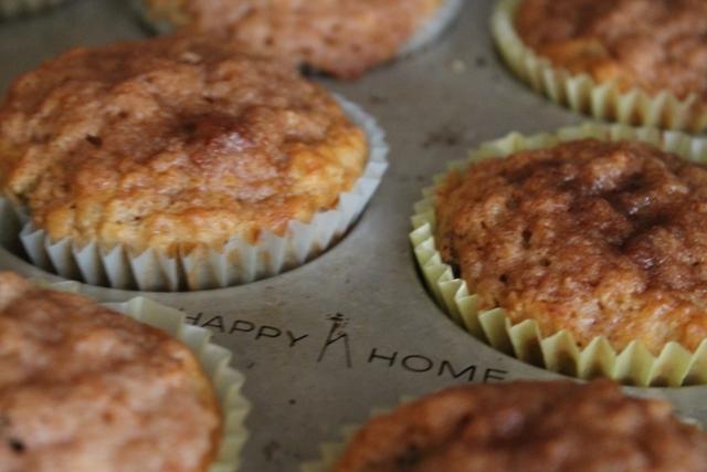 Oatmeal Raising Muffins 2