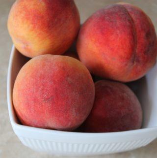 Parker County Peach Cobbler