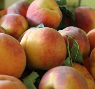 Double-Crust Peach Pie