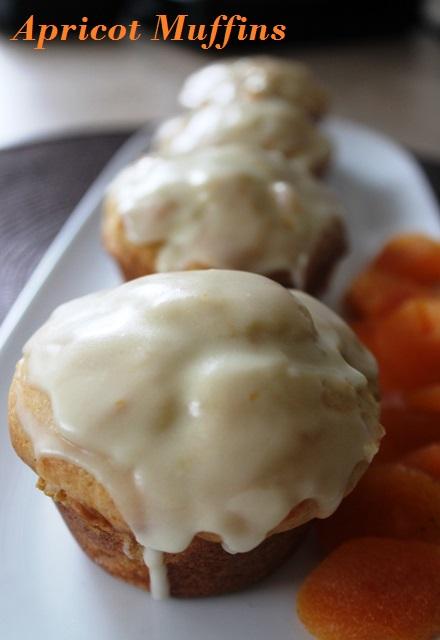 Apricot Muffins1