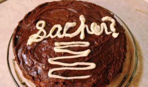 Sacher Torte2