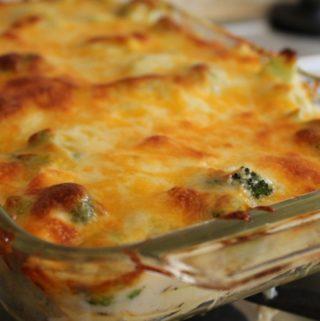 Chicken & Broccoli Casserole