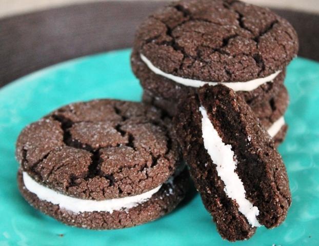 Chocolate Sandwich Cookies3