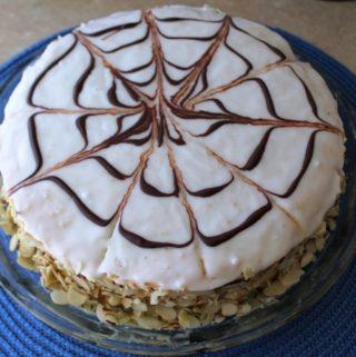 Esterhazy Torte – A Daring Baker's Challenge