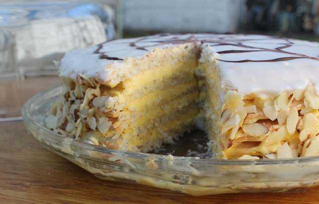 Esterhazy torte 2