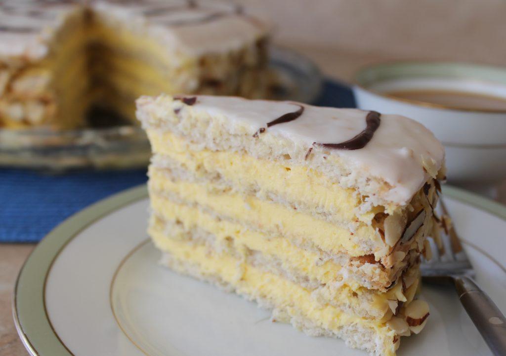 Esterhazy torte 4