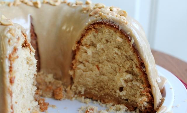 Peanut Butter Coffee Mug Cake
