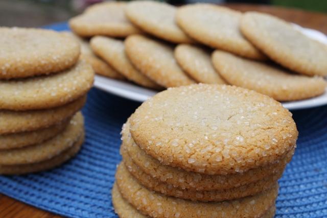 Honey Cookies 3