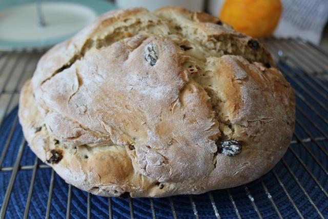 Irish Soda Bread Loaf