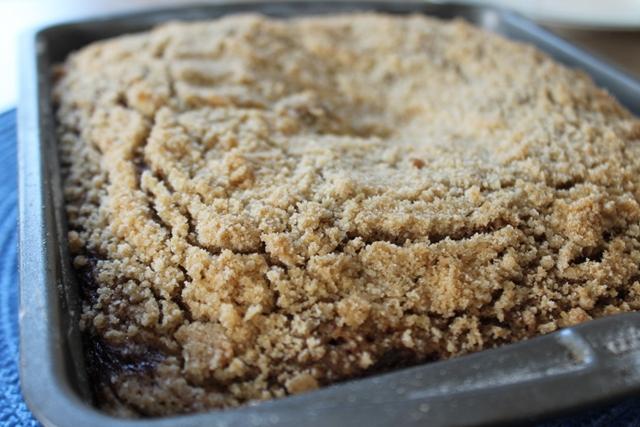 Shoo-Fly Cake 4