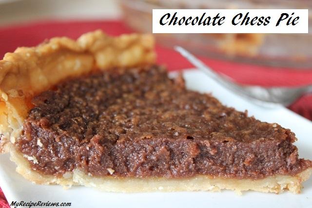 Chocolate Chess Pie2