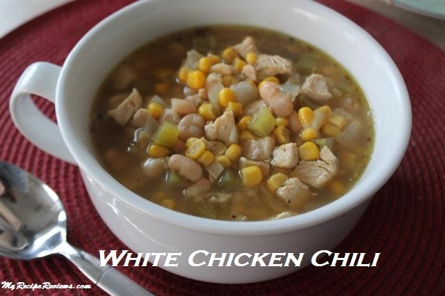 White Turkey Chili 2