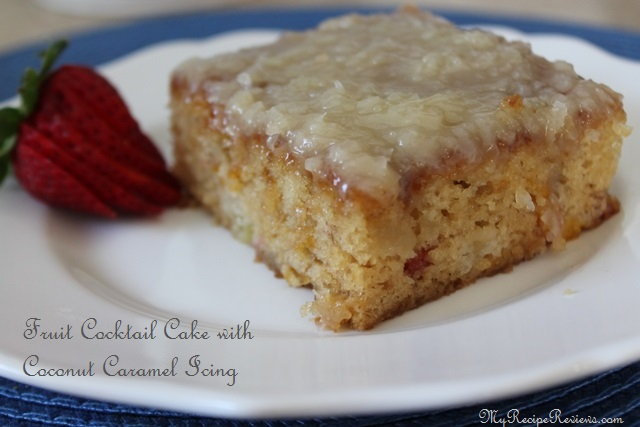 Pineapple Cake Recipe With Coconut Icing