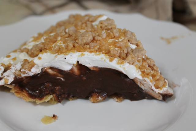 chocolate peanut butter pie2