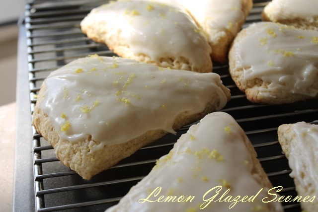 recipe: amazing lemon scones [28]
