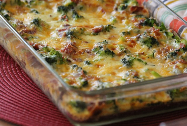 Broccoli Cheese Bake My Recipe Reviews
