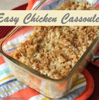 Easy Chicken Cassoulet (Cooking for Two)