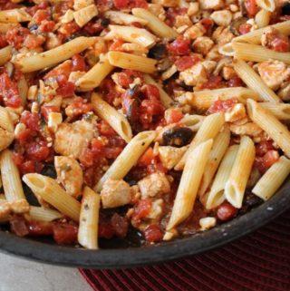 Chicken Mediterranean (Cooking for Two)