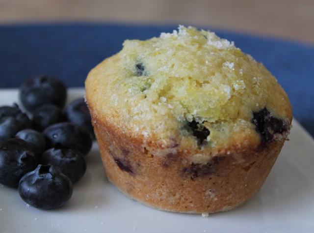 America S Test Kitchen Blueberry Muffins