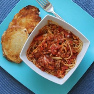 Light Linguine with Red Clam Sauce