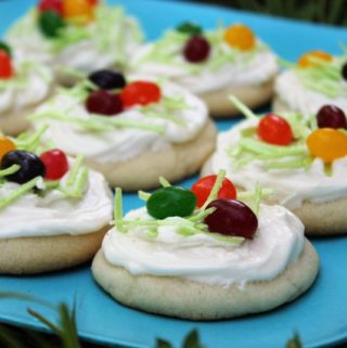 Easter Jelly Bean Cookies