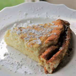 Turkish Yogurt Cake