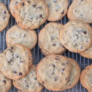 Chocolate Chip Cookies from Back In The Day Bakery