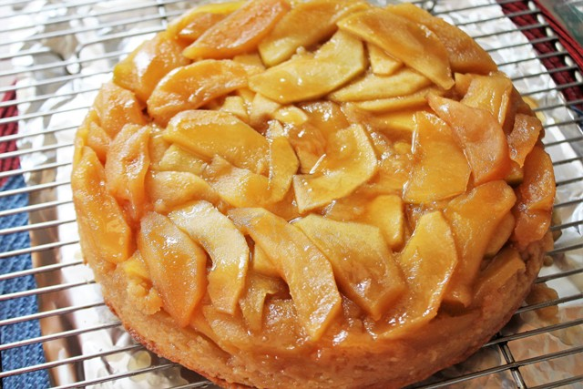 Apple Upside Down Cake America S Test Kitchen