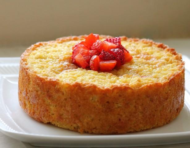 Egg Madeira Cake Recipe