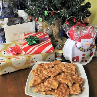Trisha Yearwood's Peanut Brittle