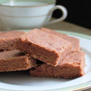 Chocolate Shortbread (Joy of Cooking)