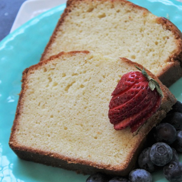 Recipe For Vanilla Butternut Pound Cake