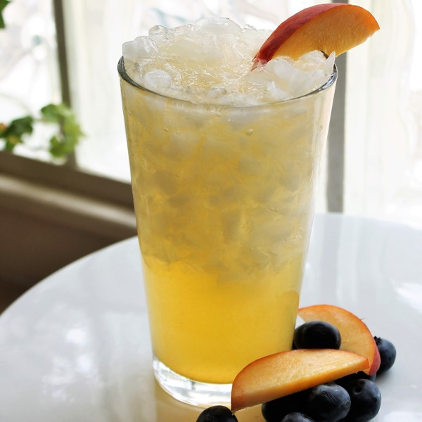 Image result for Peachy Keen Chiller cocktail