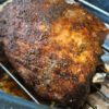 Herb-Rubbed Sirloin Tip Pork Roast